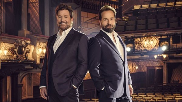 Michael Ball and Alfie Boe: Together Again Encore Concert