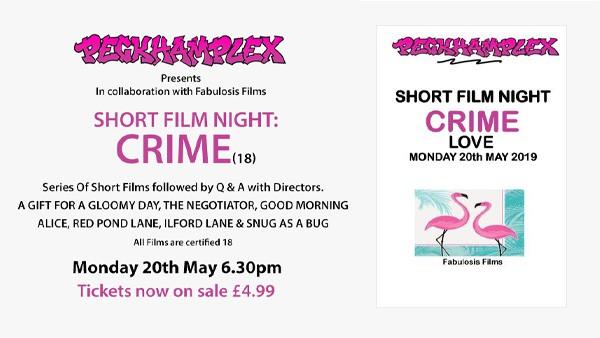 Short Film Night: CRIME