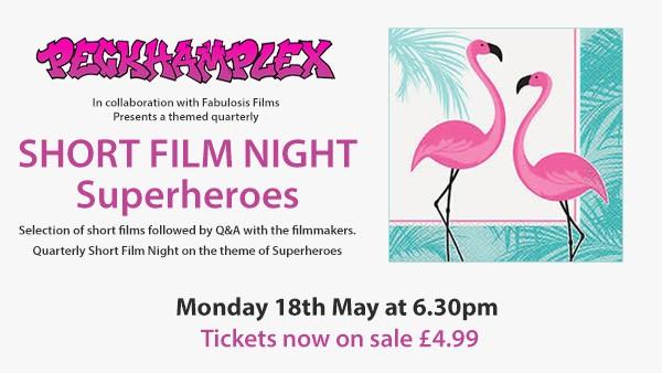 Short Film Night: Superheroes