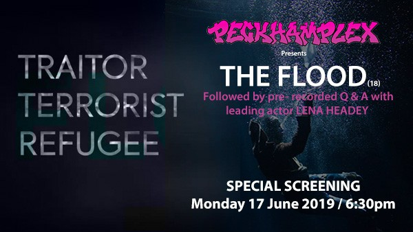 Special Screening: The Flood - Followed by pre-recorded Q & A with leading Actor Lena Headey