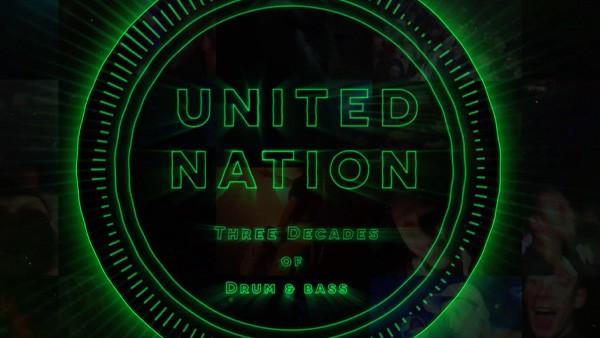 United Nation: Three Decades of Drum & Bass